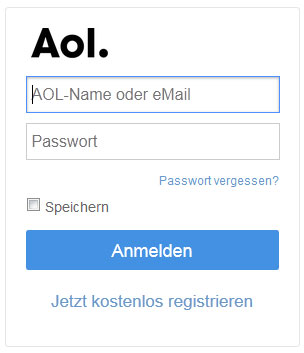 aol com login mail