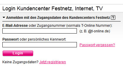 t online 2 email adresse