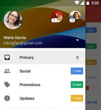 Alle E-Mail Accounts auf Android mit Gmail
