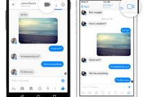 Facebook integriert nun Videochats in den Messenger